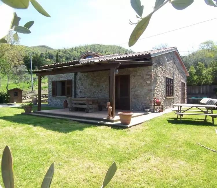My Toscana Blog - Castellina Marittima Villa Castellina