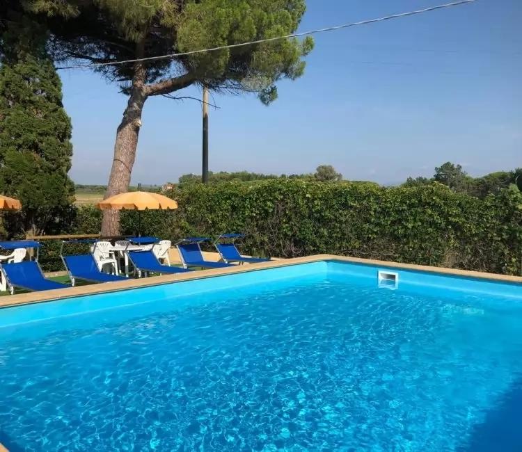 My Toscana Blog - Cecina Mare Podere Le Palme