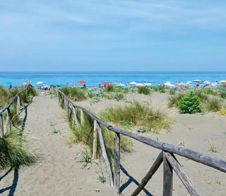 My Toscana Blog - Marina di Bibbona Villa Allegra