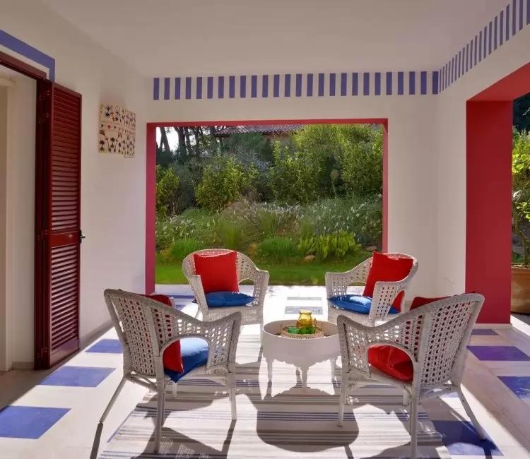 My Toscana Blog - Marina di Bibbona Villa Azzurra