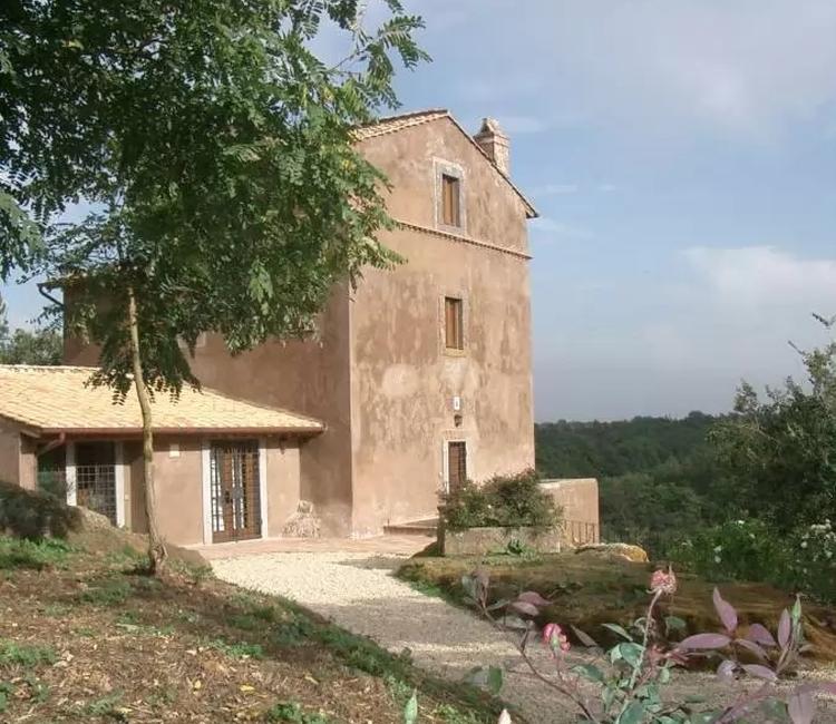 My Toscana Blog - Viterbo Latium Casale al Bosco