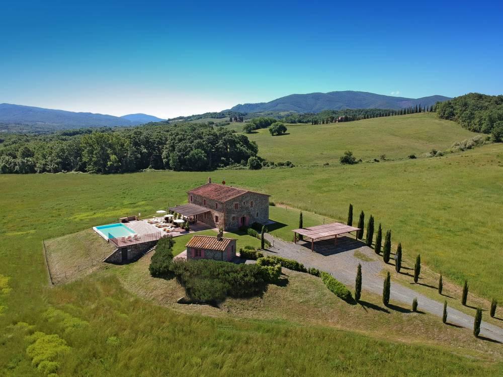 My Toscana Blog - Villa dei Cipressi Guardistallo